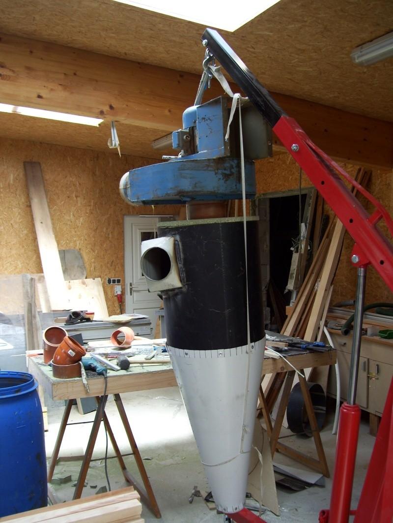 projet et questions fabrication grand aspirateur a cyclone, debut des travaux... - Page 3 101_1711