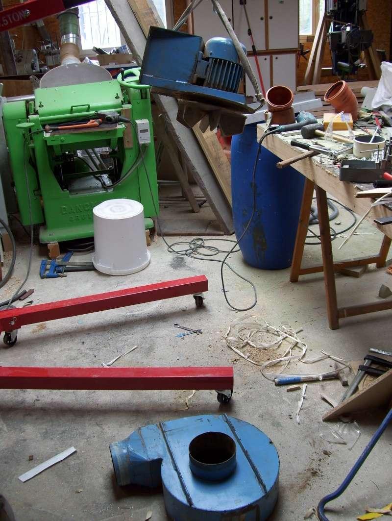 projet et questions fabrication grand aspirateur a cyclone, debut des travaux... - Page 3 101_1712