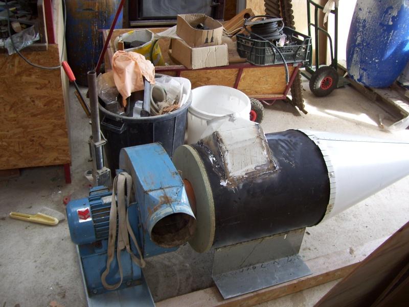 projet et questions fabrication grand aspirateur a cyclone, debut des travaux... - Page 3 101_1717