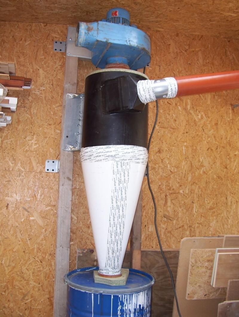 projet et questions fabrication grand aspirateur a cyclone, debut des travaux... - Page 3 101_1730