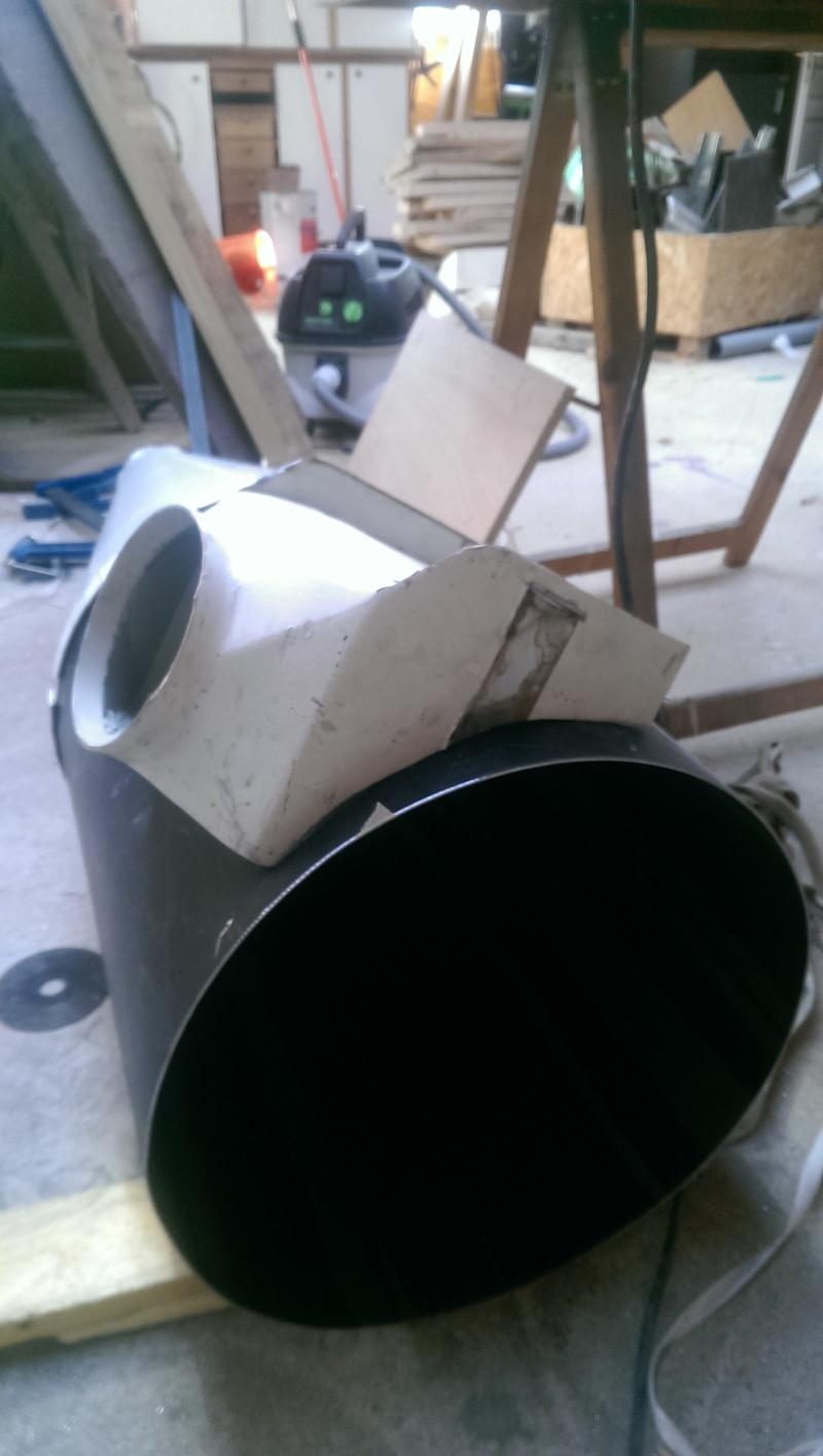 projet et questions fabrication grand aspirateur a cyclone, debut des travaux... - Page 3 Imag0633