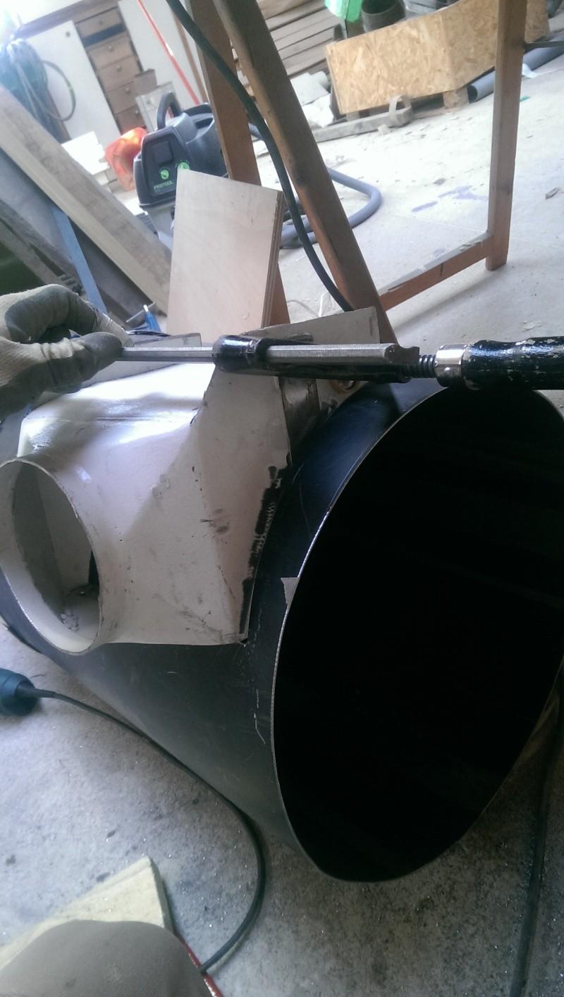 projet et questions fabrication grand aspirateur a cyclone, debut des travaux... - Page 3 Imag0636