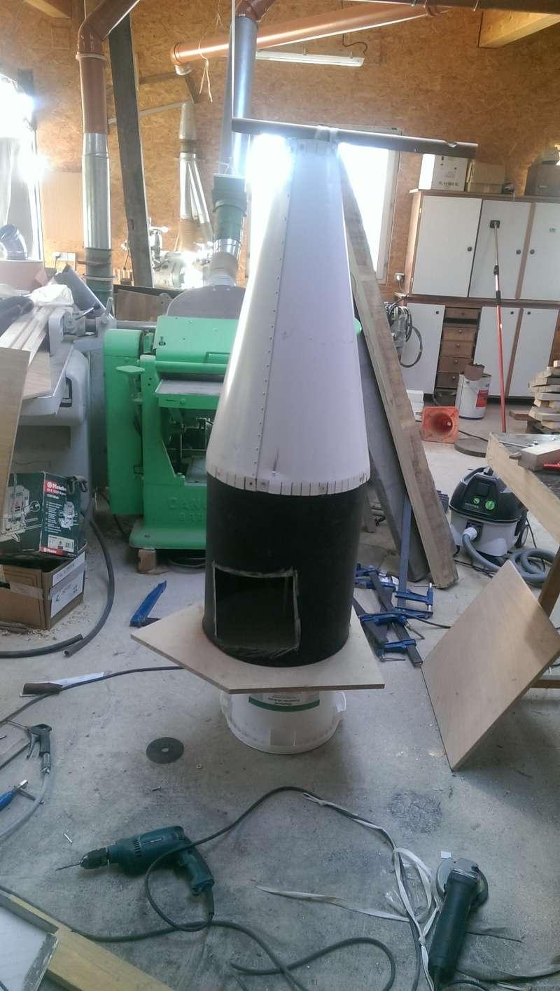 projet et questions fabrication grand aspirateur a cyclone, debut des travaux... - Page 3 Imag0639