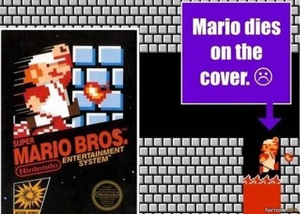 Le Saviez Vous ? (Mario) Mario111