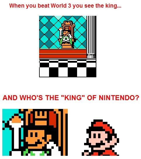 Le Saviez Vous ? (Mario) Mario311