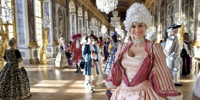 Fêtes galantes à Versailles, photos et films de l'événement 000_pa10