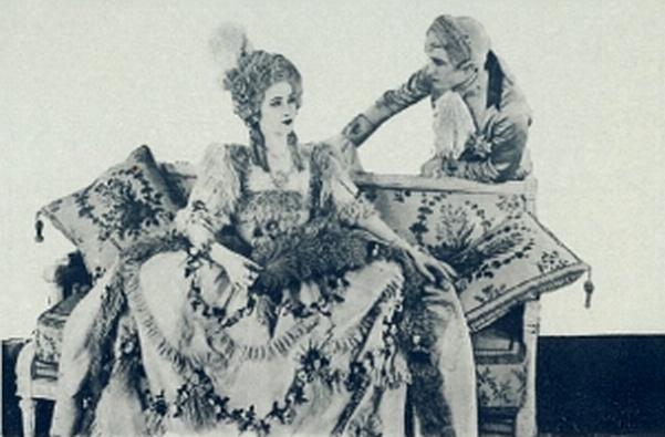 """""""L'Enfant Roi"""" de Jean Kemm, (1923) avec Andrée Lionel 2_fers10"""