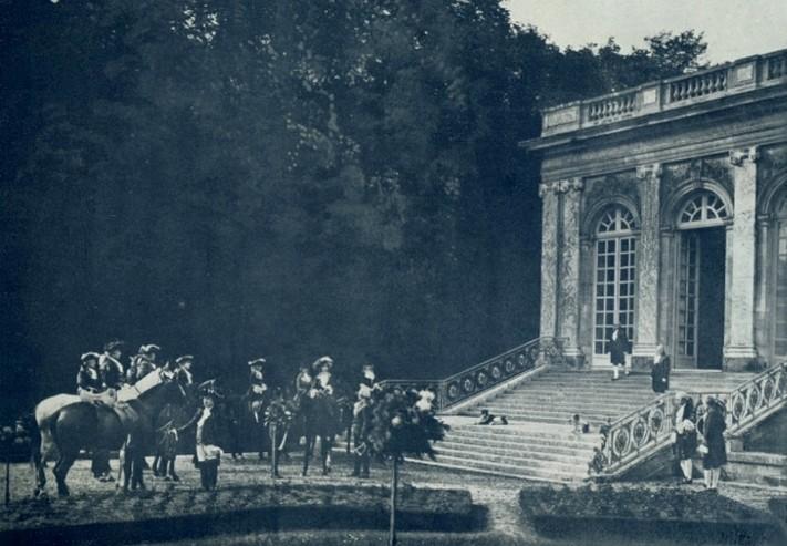 """""""L'Enfant Roi"""" de Jean Kemm, (1923) avec Andrée Lionel 3_chas10"""