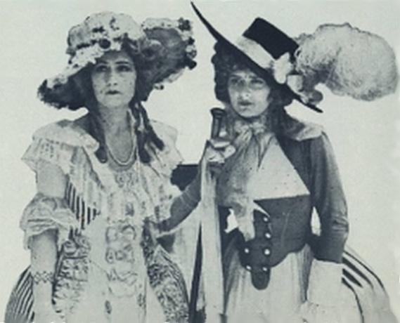 """""""L'Enfant Roi"""" de Jean Kemm, (1923) avec Andrée Lionel 4_atki10"""
