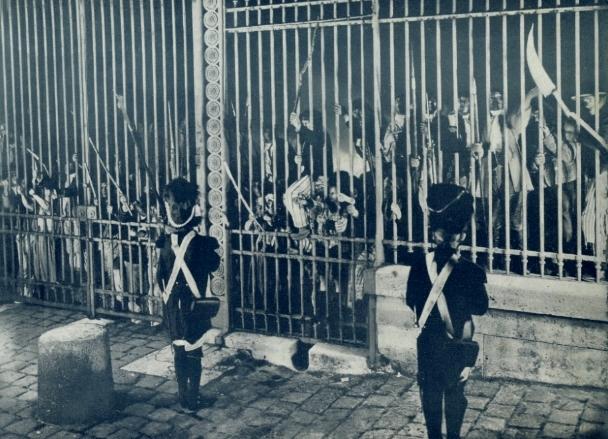 """""""L'Enfant Roi"""" de Jean Kemm, (1923) avec Andrée Lionel 5_gril10"""