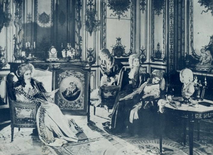 """""""L'Enfant Roi"""" de Jean Kemm, (1923) avec Andrée Lionel 6_6_oc10"""