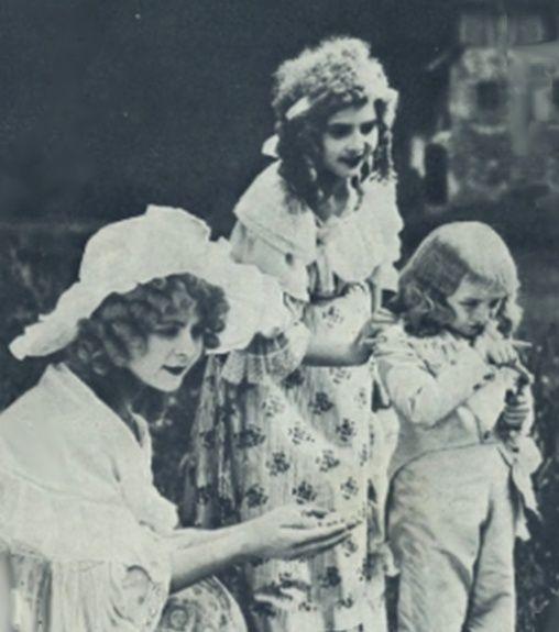 """L'Enfant Roi"" de Jean Kemm, (1923) avec Andrée Lionel 7_el_r10"