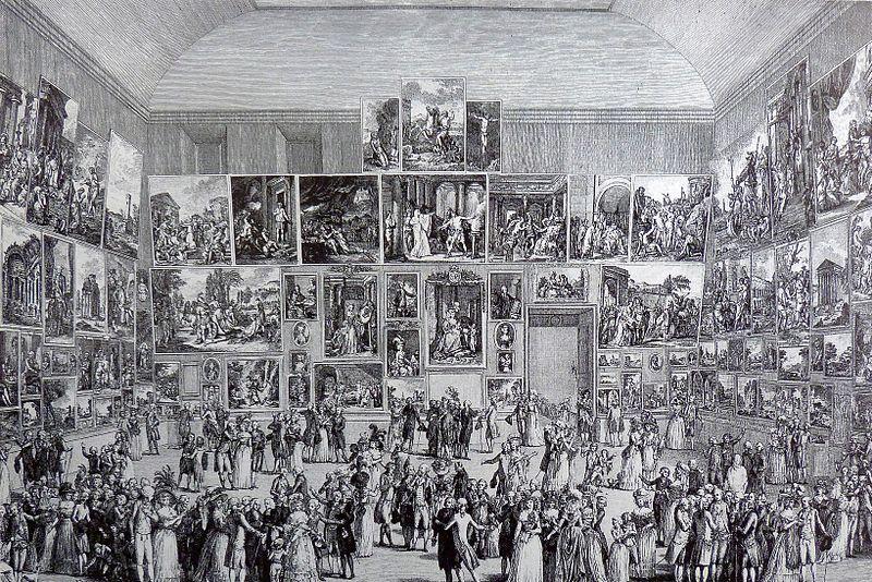 Le Salon du Louvre de 1787 800px-22