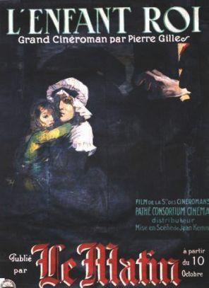 """""""L'Enfant Roi"""" de Jean Kemm, (1923) avec Andrée Lionel L_enfa10"""