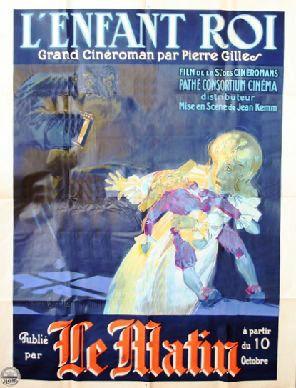 """""""L'Enfant Roi"""" de Jean Kemm, (1923) avec Andrée Lionel L_enfa11"""