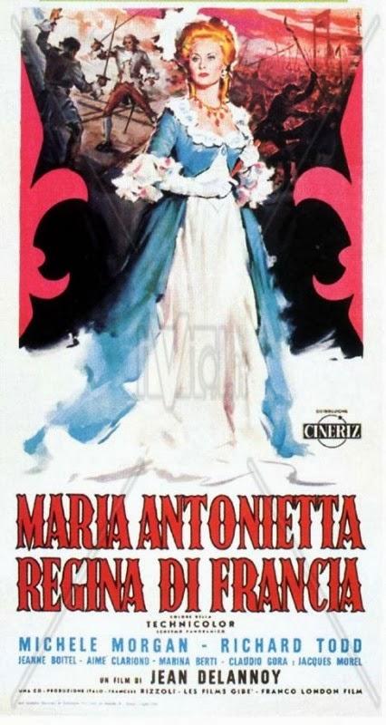 Marie Antoinette avec Michèle Morgan (Delannoy) - Page 4 Mariaa10