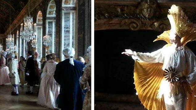 Fêtes galantes à Versailles, photos et films de l'événement Versai10