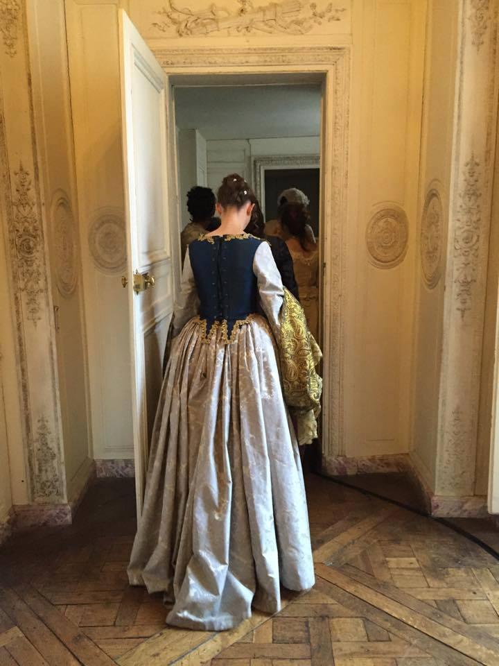 Fêtes galantes à Versailles, photos et films de l'événement Xir16513