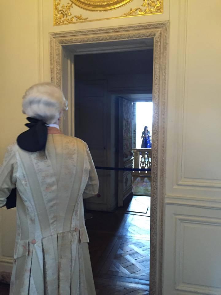 Fêtes galantes à Versailles, photos et films de l'événement Xir16515