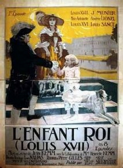 """""""L'Enfant Roi"""" de Jean Kemm, (1923) avec Andrée Lionel Zzzzen13"""