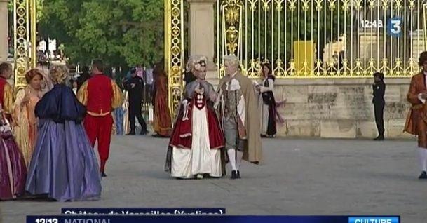 Fêtes galantes à Versailles, photos et films de l'événement Zzzzzf10