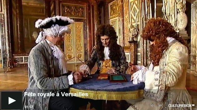 Fêtes galantes à Versailles, photos et films de l'événement Zzzzzf11