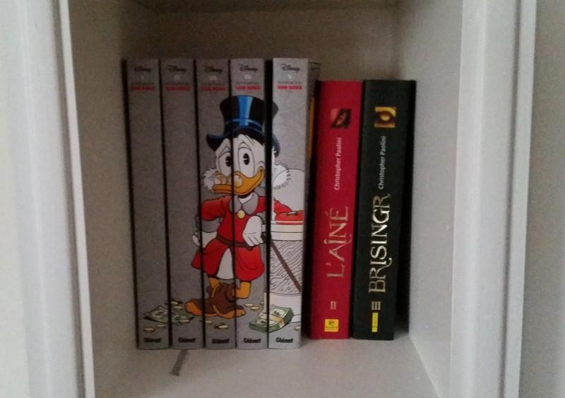 [Bandes Dessinées] La Dynastie Donald Duck • Intégrale Carl Barks (Tome 12 le 23 octobre 2013) - Page 14 20150814