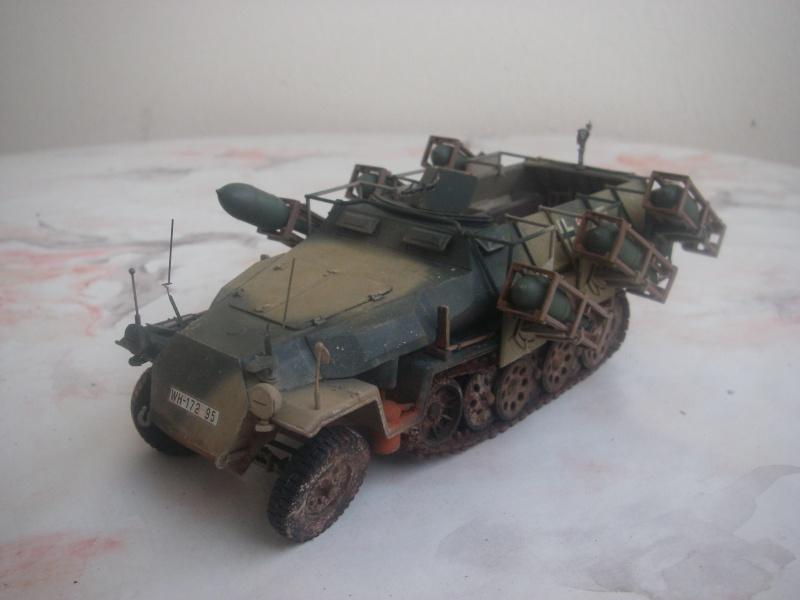 Sdkfz 251 Stuka Zu fuss Dragon 1/35 Imgp0120