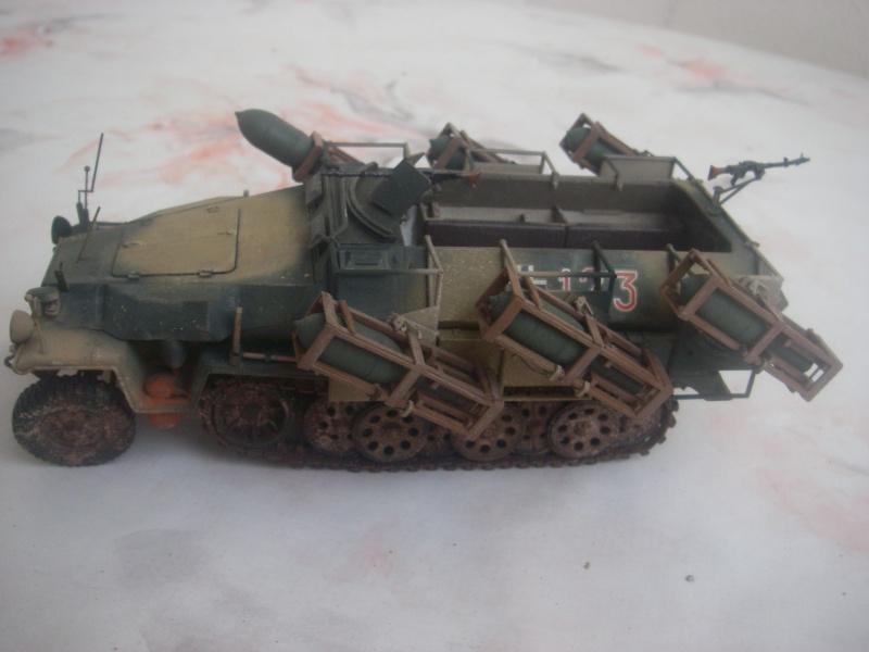 Sdkfz 251 Stuka Zu fuss Dragon 1/35 Imgp0121