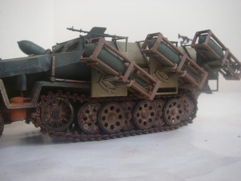 Sdkfz 251 Stuka Zu fuss Dragon 1/35 Imgp0123