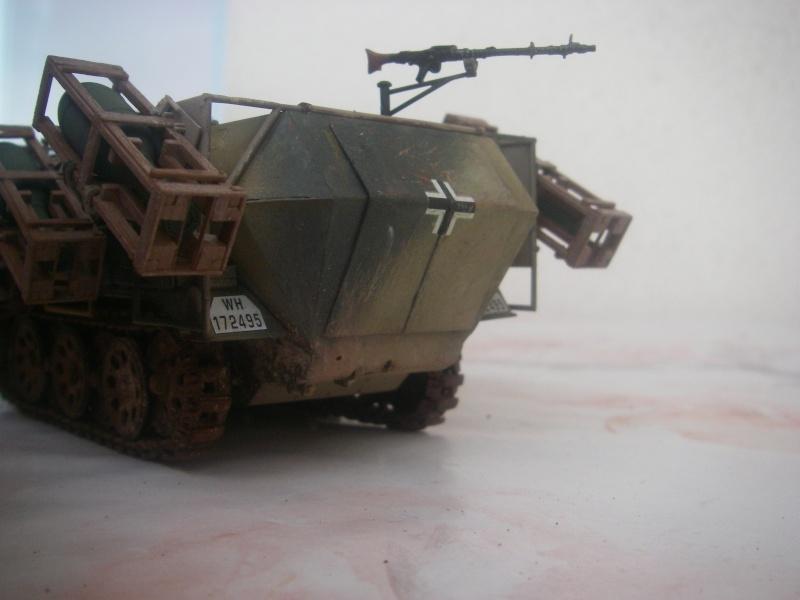 Sdkfz 251 Stuka Zu fuss Dragon 1/35 Imgp0124