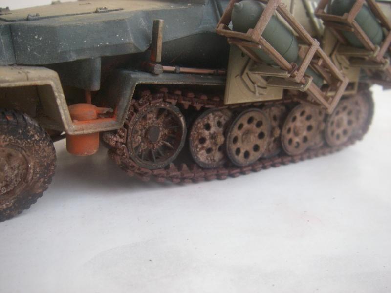 Sdkfz 251 Stuka Zu fuss Dragon 1/35 Imgp0126