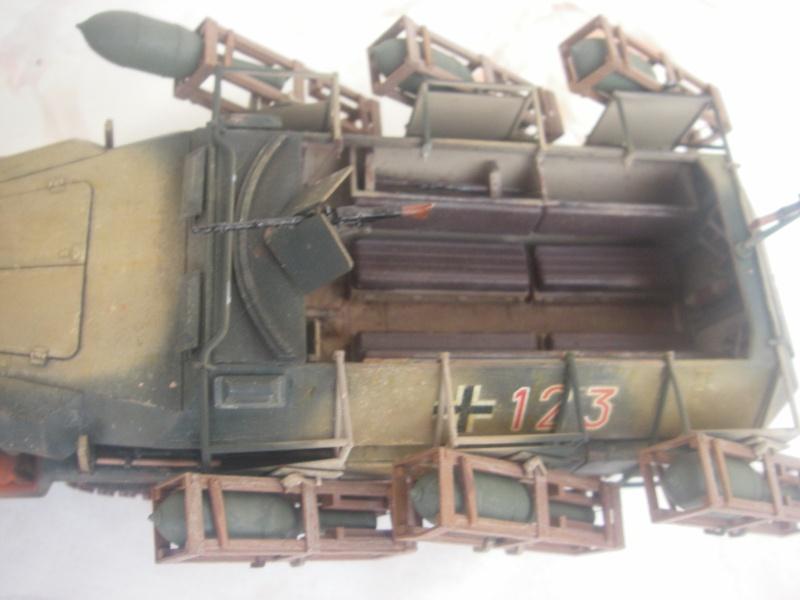 Sdkfz 251 Stuka Zu fuss Dragon 1/35 Imgp0127