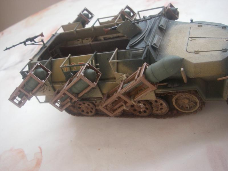 Sdkfz 251 Stuka Zu fuss Dragon 1/35 Imgp0128