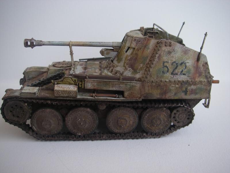 Marder III M 1/35 Tamiya Imgp0223
