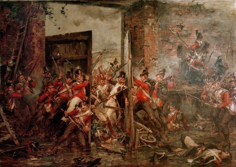 PLAT = L'assaut d'Hougoumont (18 juin 1815) 30mm - Page 2 Edii_n10