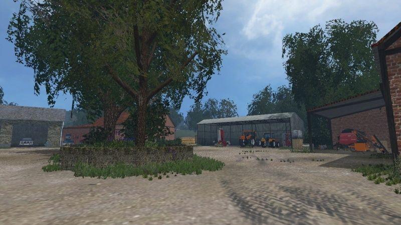 une ferme en ariége Fsscre10