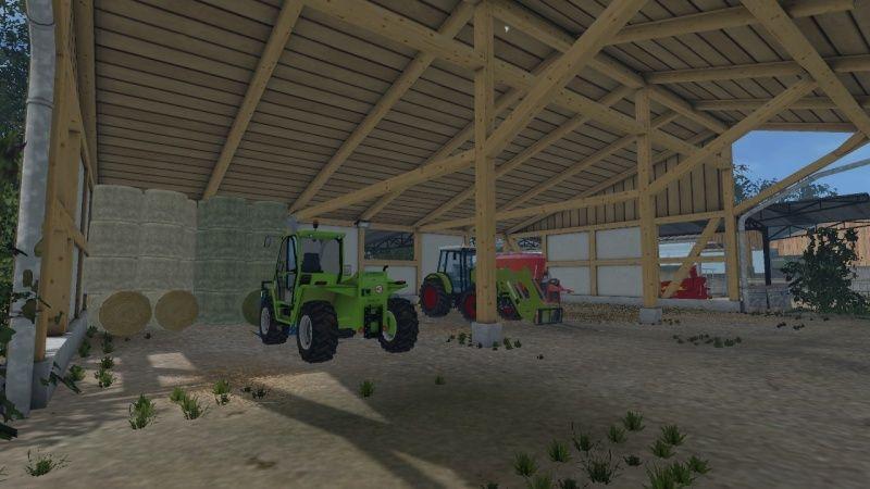 une ferme en ariége Fsscre12