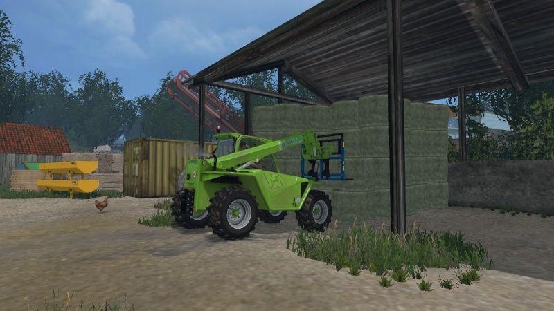 une ferme en ariége Fsscre19