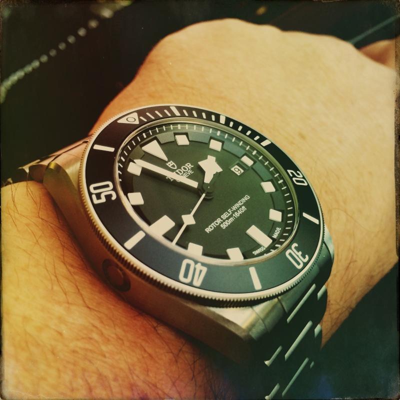 La montre du vendredi, le TGIF watch! - Page 7 00412