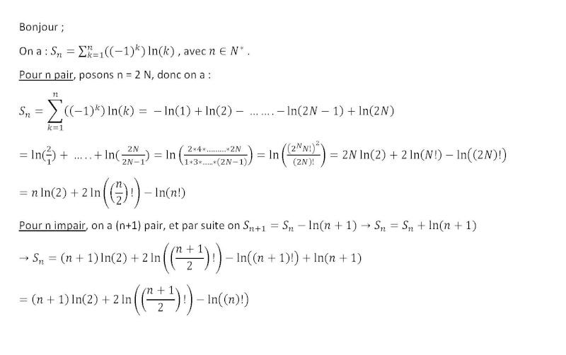 """calcul d""""une somme Min11"""
