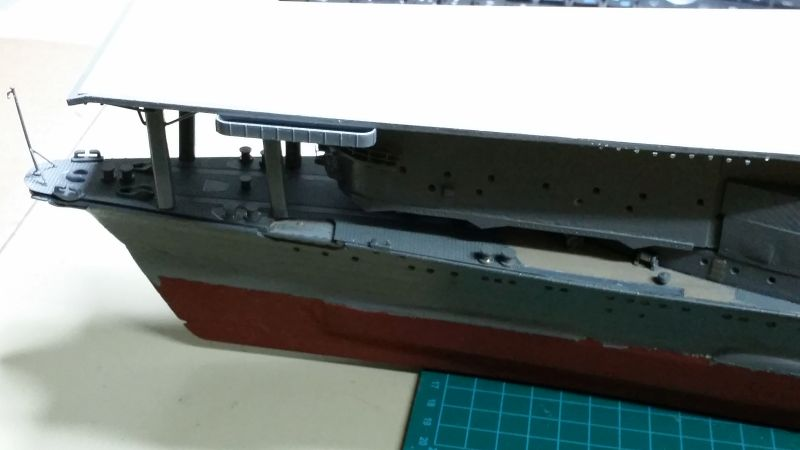 JPN Flugzeugträger AKAGI1:250 von DE AGOSTINI gebaut von Arrowsmodell - Seite 5 Akagi118