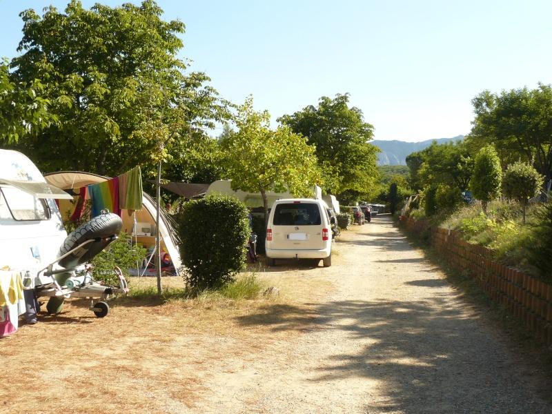 Camping les Pins, les Salles sur Verdon Camp10