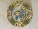 Italian faience plate, Castelli maiolica, Abruzzo, Italy. Dscn6110