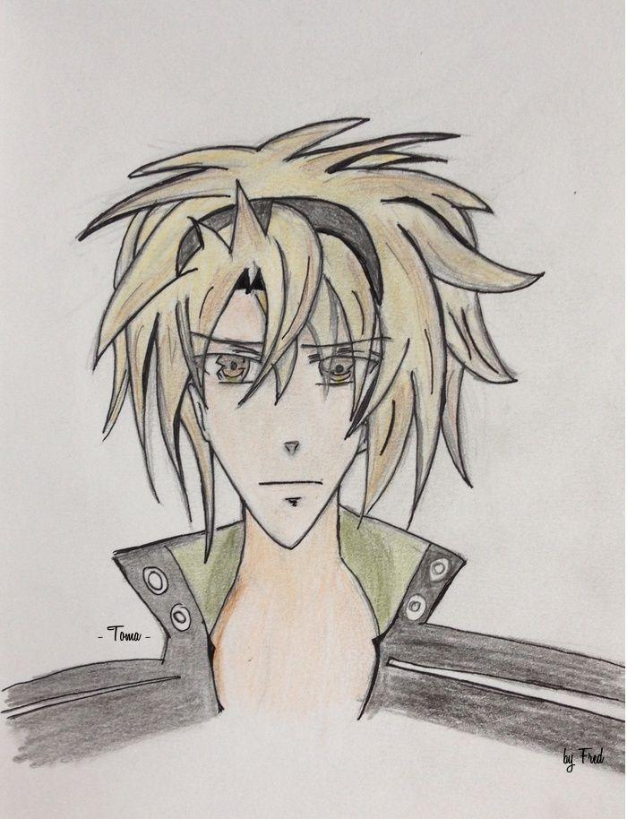 Mon tout premier Fan Art Toma-a10