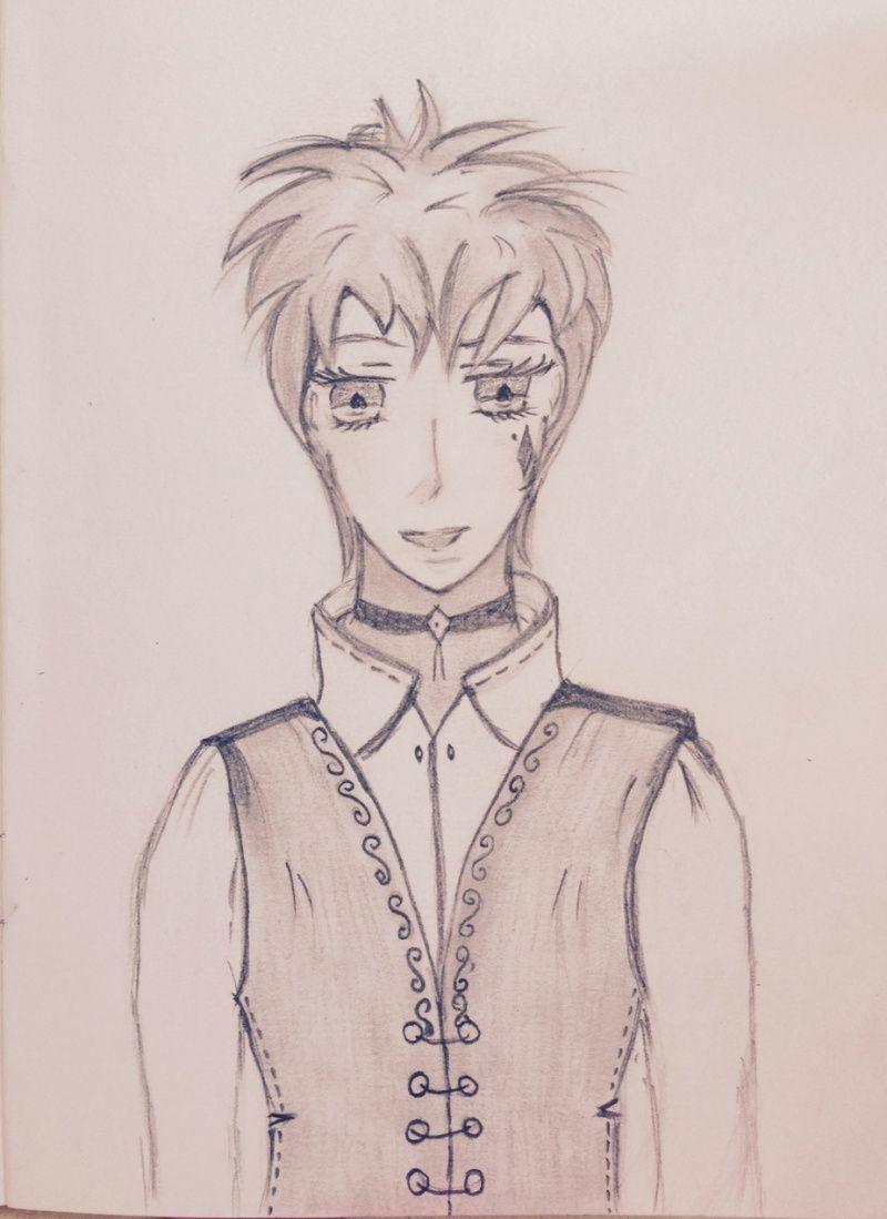 Mon tout premier Fan Art Yumi110
