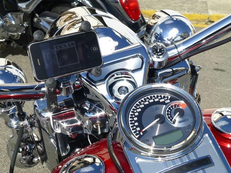 compteur road king cvo Harley10