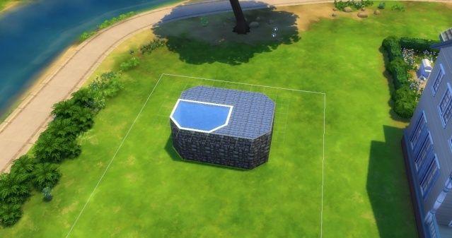 [Intermédiaire] Simuler une cascade attenante à une piscine 09-06-12