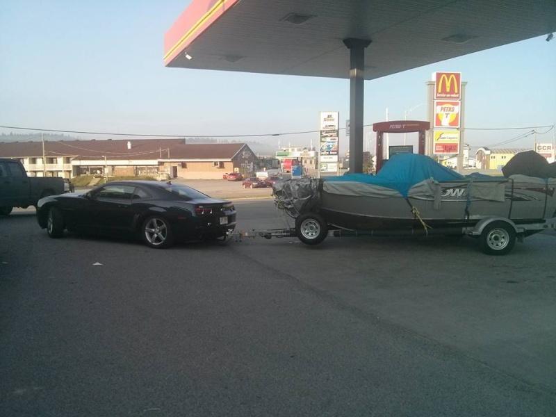 Hauler spécial Camaro10