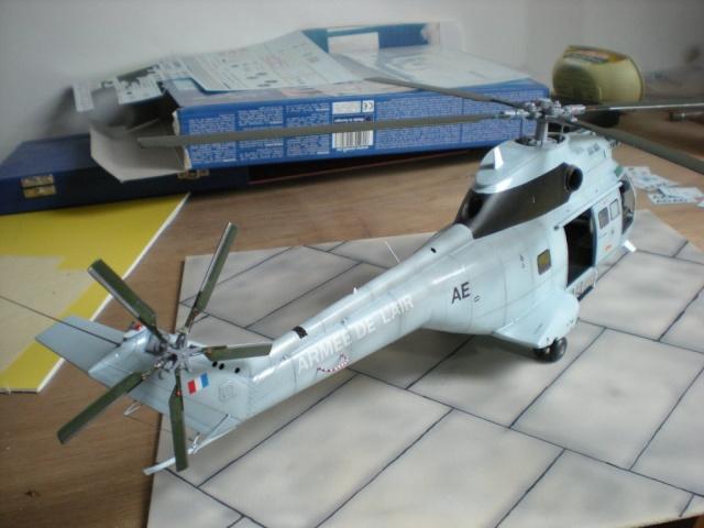 SA-330 Puma -1/32 -Revell - Page 2 Dscn8013